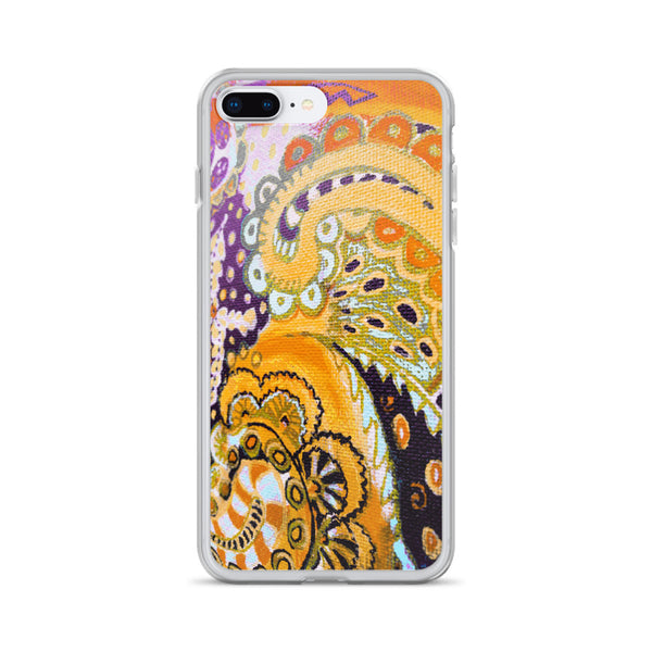 Otherworldly Folk iPhone Case