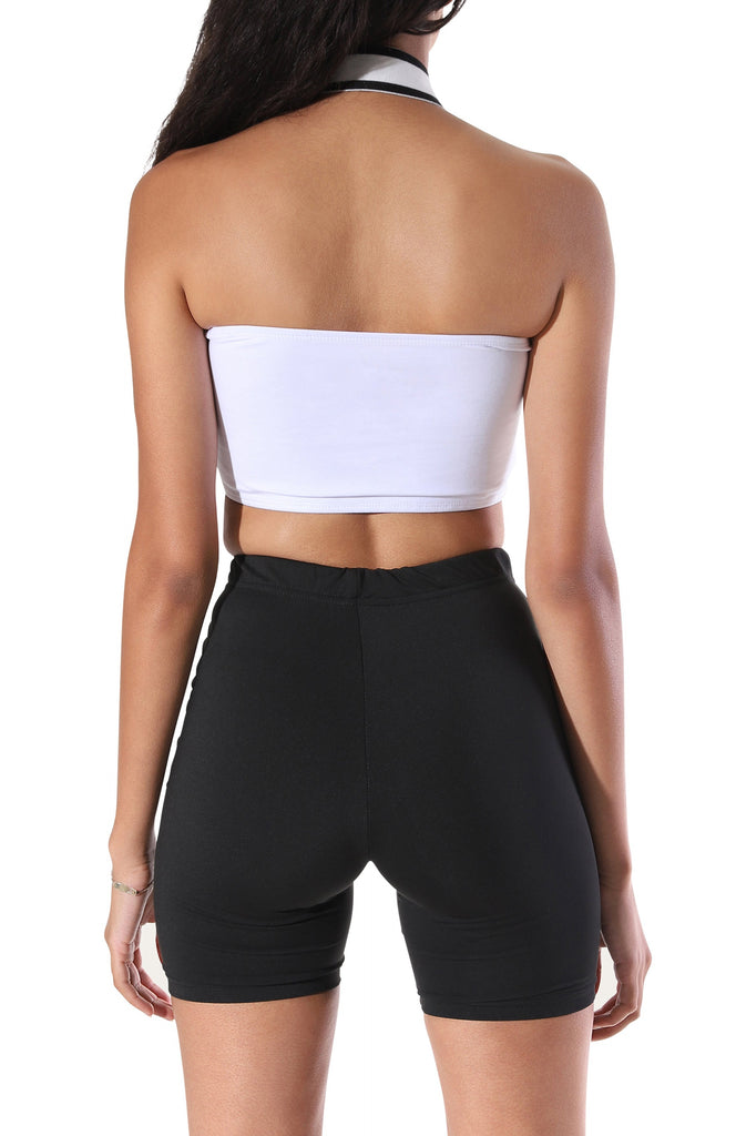 Kali Tactical Tube Top - White