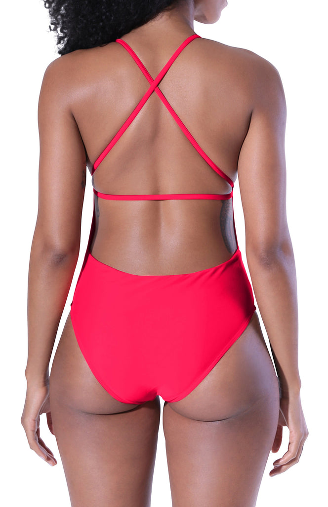Camila One Piece Swimsuit - Pink