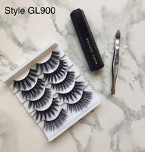 Load image into Gallery viewer, Faux Mink Lash Pack- #whitecollection