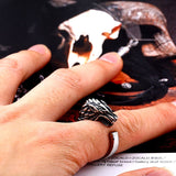 Fenrir Wolf Ring - Stainless Steel
