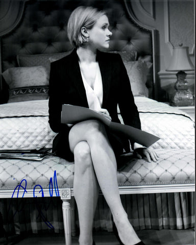Alison Pill Signed 8x10 Photo