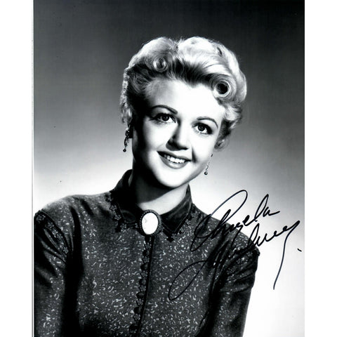 Angela Lansbury Signed 8x10 Photo