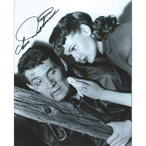 Ann Robinson Signed 8x10 Photo