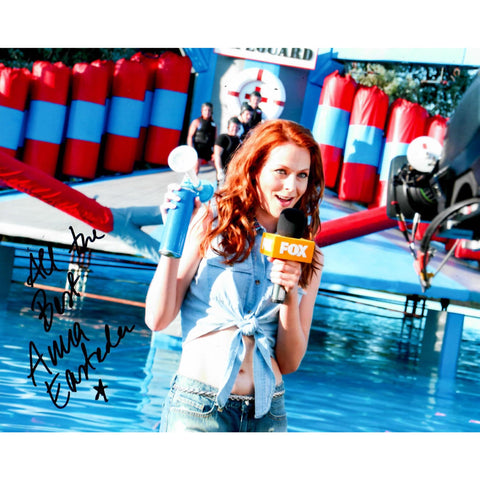 Anna Easteden Signed 8x10 Photo