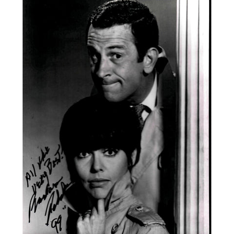 Barbara Feldon Signed 8x10 Photo