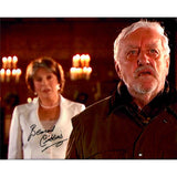 Bernard Cribbins Signed 8x10 Photo