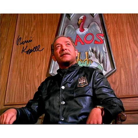 Bernie Kopell Signed 8x10 Photo