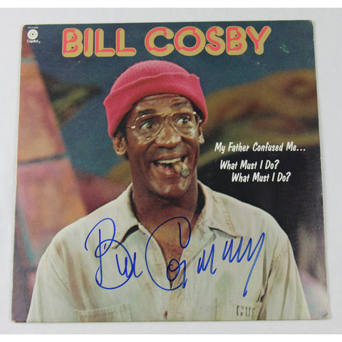 Bill Cosby Signed Record Album