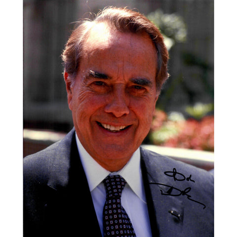 Bob Dole Signed 8x10 Photo
