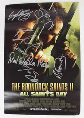 Boondock Saints - 13x20 Signed Poster