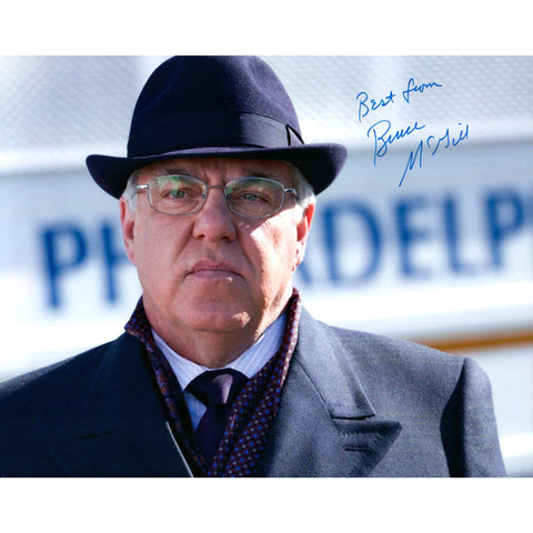 Bruce McGill Signed 8x10 Photo