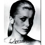 Catherine Deneuve Signed 8x10 Photo