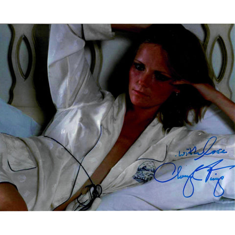 Cheryl Tiegs Signed 8x10 Photo