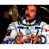 Chris Hadfield Signed 8x10 Photo