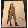 Daisy Ridley - Signed 11x14 Photo