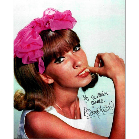 Dany Saval Signed 8x10 Photo