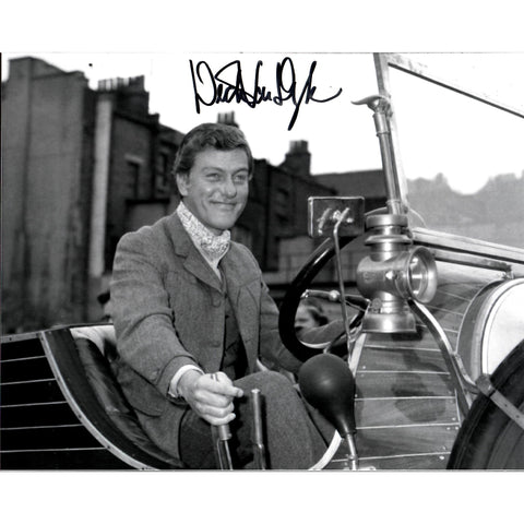 Dick van Dyke Signed 8x10 Photo