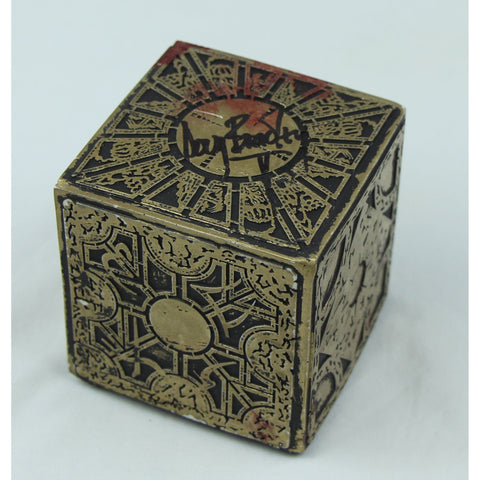 Doug Bradley Signed Puzzle Box