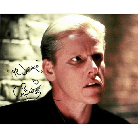 Gary Busey Signed 8x10 Photo