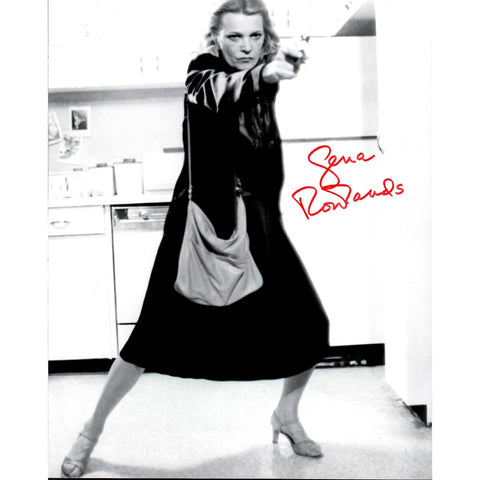 Gena Rowlands Signed 8x10 Photo