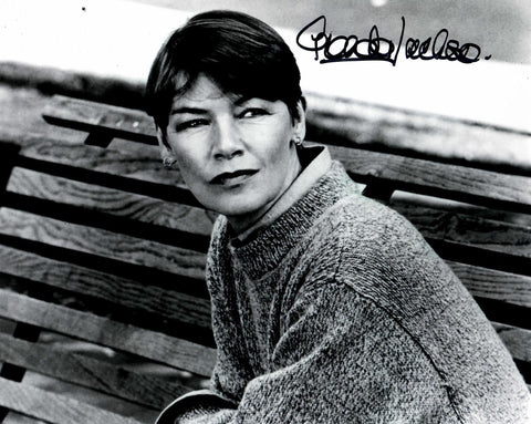 Glenda Jackson Signed 8x10 Photo