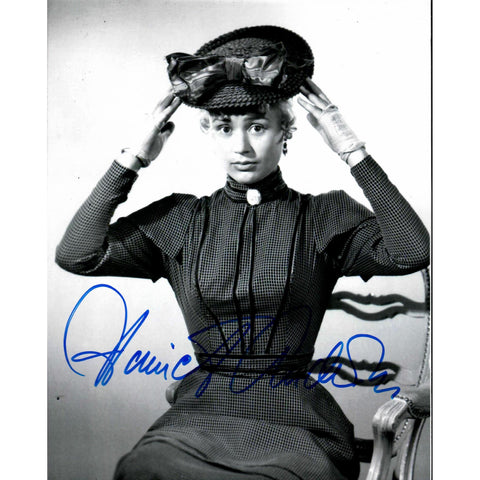 Harriet Andersson Signed 8x10 Photo