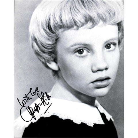 Hayley Mills Signed 8x10 Photo