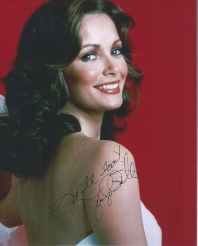 Jaclyn Smith Signed 8x10 Photo