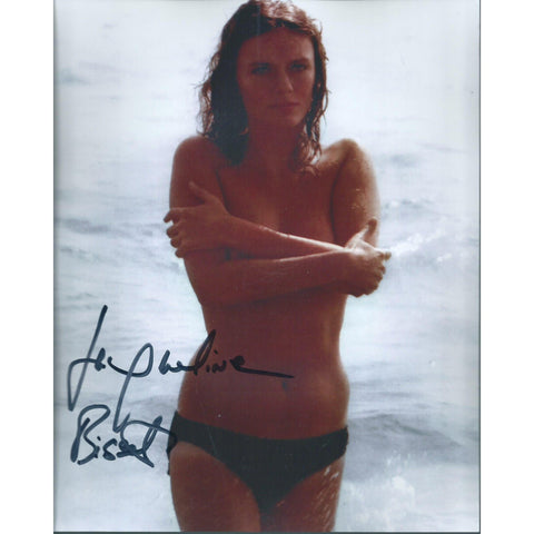Jacqueline Bisset Signed 8x10 Photo
