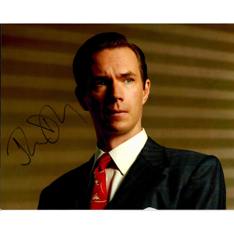 James D'Arcy Signed 8x10 Photo