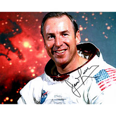 Jim Lovell Signed 8x10 Photo
