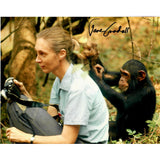 Jane Goodall Signed 8x10 Photo