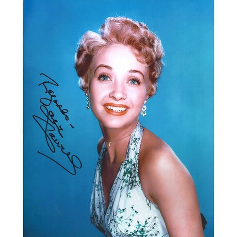 Jane Powell Signed 8x10 Photo
