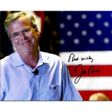 Jeb Bush Signed 8x10 Photo