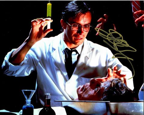 Jeffrey Combs Signed 8x10 Photo