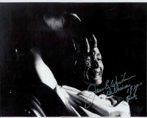 Jim Winburn Signed 8x10 Photo