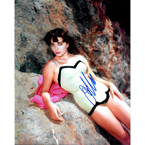 Joan Collins Signed 8x10 Photo