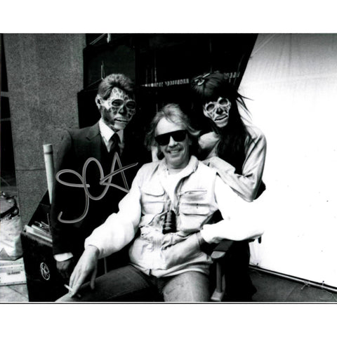 John Carpenter Signed 8x10 Photo