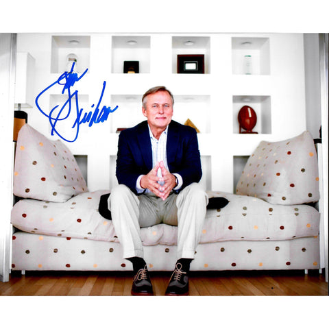 John Grisham Signed 8x10 Photo