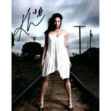 Katrina Law Signed 8x10 Photo