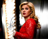 Kelly Clarkson Signed 8x10 Photo