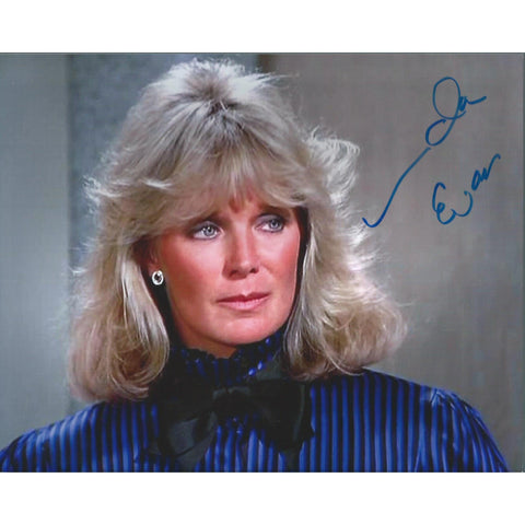Linda Evans Signed 8x10 Photo