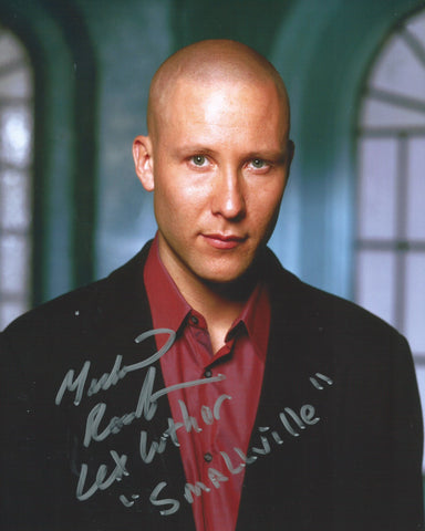 Michael Rosenbaum Signed 8x10 Photo