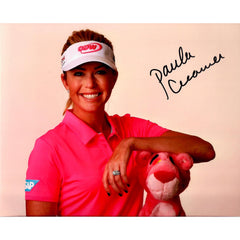 Paula Creamer Signed 8x10 Photo
