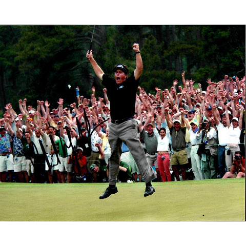 Phil Mickelson Signed 8x10 Photo