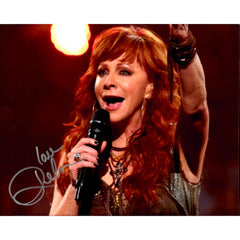 Reba McEntire Signed 8x10 Photo
