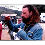 Rob Zombie Signed 8x10 Photo