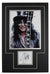 Slash Signed 14x18 Matted Display