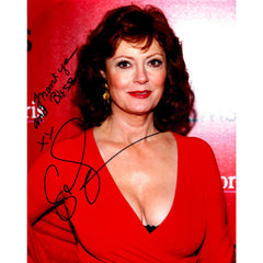 Susan Sarandon Signed 8x10 Photo
